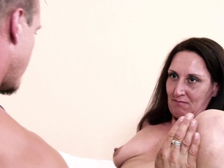 MILF-Jac3aa4ger Vol 3 - Hitzefrei DVD big tits blonde german video