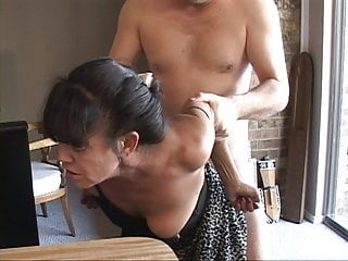 I Turned My Tiny Mexican Granny Maid Into an Anal Slave anal mature milf video