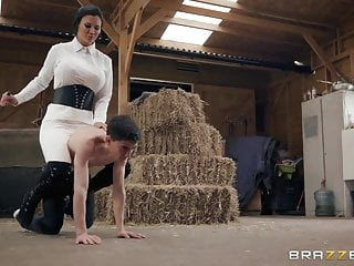 Horsing Around With The Stable Boy Full Video:- Heavy-R.CF babe hardcore milf video