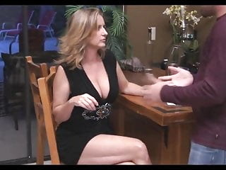 Champion for the mother brunette cumshot milf video