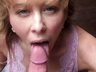 Milf Pornstar Fucks 18 Year Old Snapchat Follower blonde blowjob milf video