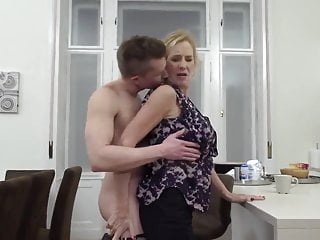 Molly Maracas, cum in mouth mature old & young british video