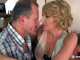 Amy and George blowjob milf czech video