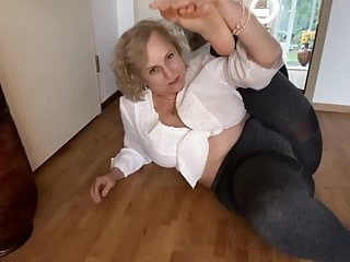 There was just nothing to do!)))) blonde mature spanking video