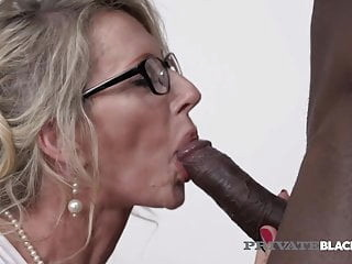 PrivateBlack – The Man Milking Milf Marina Beaulieu Gets Dark Dicked! blonde blowjob hardcore video