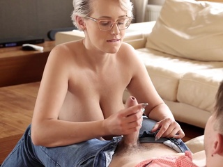 Angel Wicky - Slip Into Something - S11:E9 big tits blonde hairy video