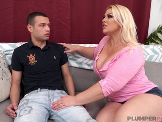 Seduced by the busty mother of my girlfriend anal bbw big ass video