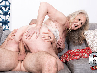 Our Newest 60plus Milf And Jmac - Blair Angeles And J Mac - 60PlusMilfs big ass big tits blonde video