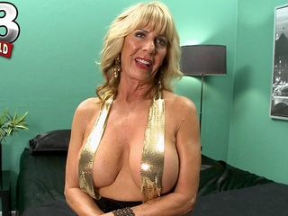 She's Nipplegasmic The Phoenix Skye Interview - Phoenix Skye - 60PlusMilfs big tits blonde casting video