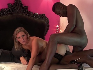 Nasty Bitch big cock blonde hd video