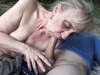 85 years old mom first public beach sex granny public step fantasy video