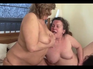 Lotta Noletty - Grannies Fun gilf granny group sex video