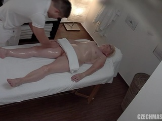 CzechMassage - Massage E263 blonde hd massage video