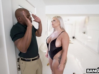 barbiee big ass big tits blonde video