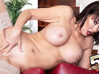 Vanessa Videl returns. Now she's a 50Plus MILF. - Vanessa Videl - 50PlusMILFs big ass big tits brunette video