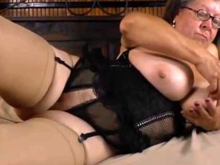 Brenda S III - At Home Alone II big tits granny latina video